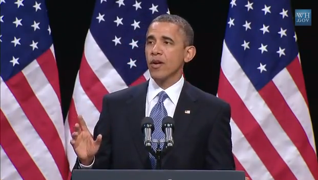 Obama Delivers Immigration Reform Speech in Las Vegas, NV