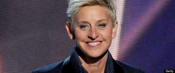 Happy Birthday Ellen! Queen of Nice Turns 55