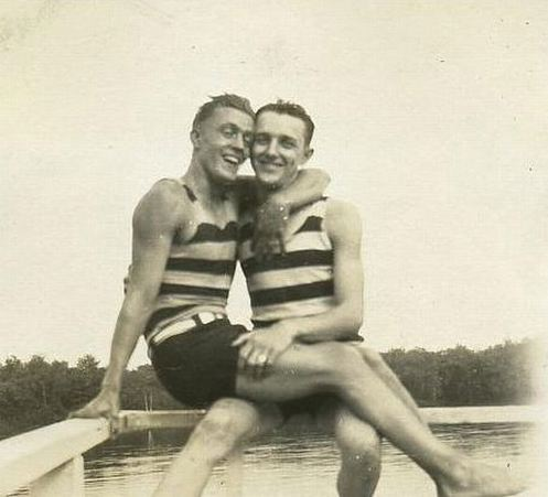 Gays in the 1920s england