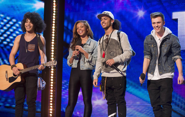 "(Watch) Viral: Luminites Wow Britain's Got Talent Judges With Acoustic-Beat Box Version of ""Hurts So Good"""