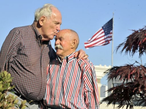 The Most Adorable Gay Couple Ever; John and Jack Celebrating 54 Years of Lo