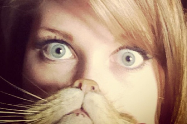 Cat bearding is the latest wacky viral web craze to take over the internet!