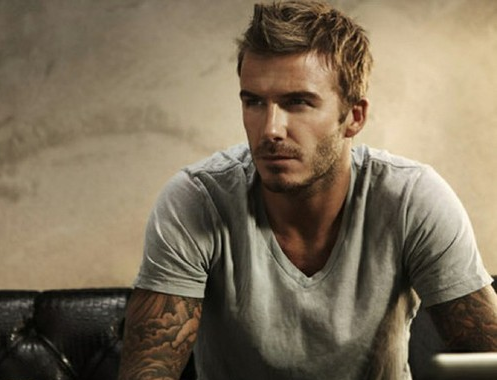 Gaily Stud: David Beckham; The Most Beautiful Soccer Player In The World, Announces He's Retiring