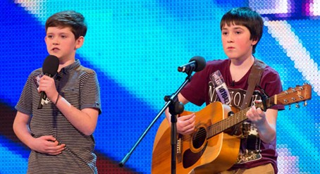 (Watch) Jack And Cormac's Incredible 'Little Talks' Performance On Britain's Got Talent