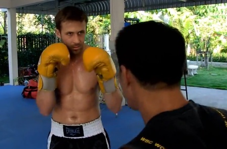 "(Watch) Ryan Gosling Shirtless In New Behind The Scenes Footage for ""Only God Forgives"" Film"