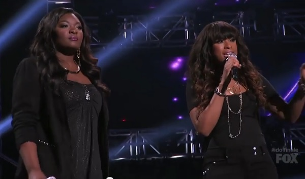 "(Watch) Candice Glover Perfroms With Jennifer Hudson; Emeli Sande and Amber Holcomb Perfom ""Next To Me"""