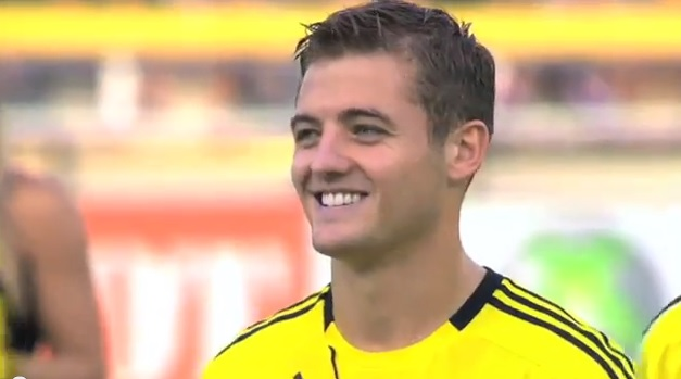 Robbie Rogers Joins LA Galaxy And Becomes First Openly Gay MLS Player