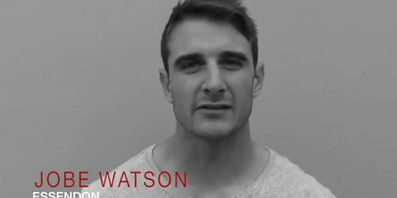 (Watch)  Aussie Rules Football League Players' Video To End Homophobia