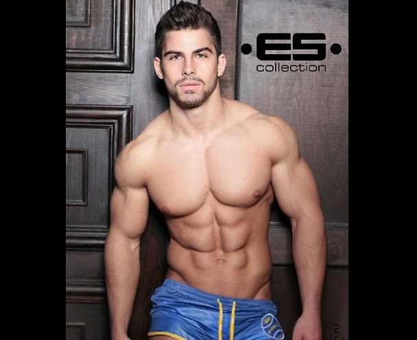 Gaily Stud: Model & Instagram Hottie Roman Dawidoff