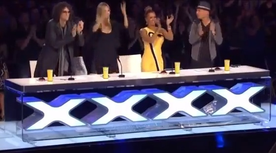 Disowned By Parents Amazes Judges on America's Got Talent (Video