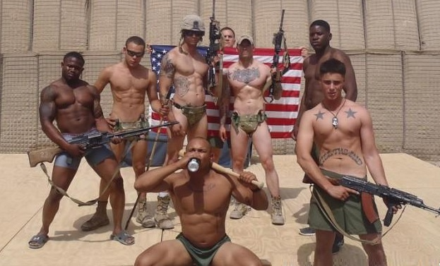 Horny U.S. Soldiers Using Craigslist in Afghanistan For Hookups on Base (NSFW)