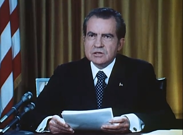 President Richard Nixon: Homosexuality Destroyed the Greeks, Will Lead To The Destruction of US (Audio)