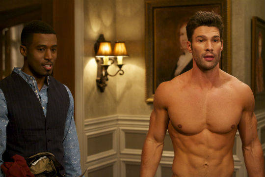 gavin-houston-aaron-oconnell-shirtless
