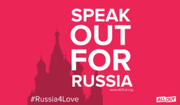 Global Protests Against Russia's Anti-Gay Law's Are Happening Today