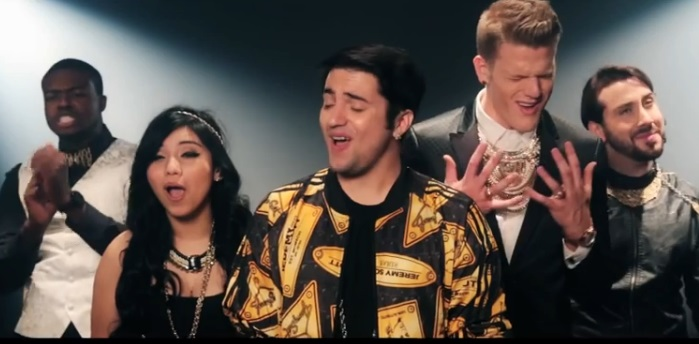 "Watch: A Capella Group Pentatonix Covers Lorde's ""Royals"""
