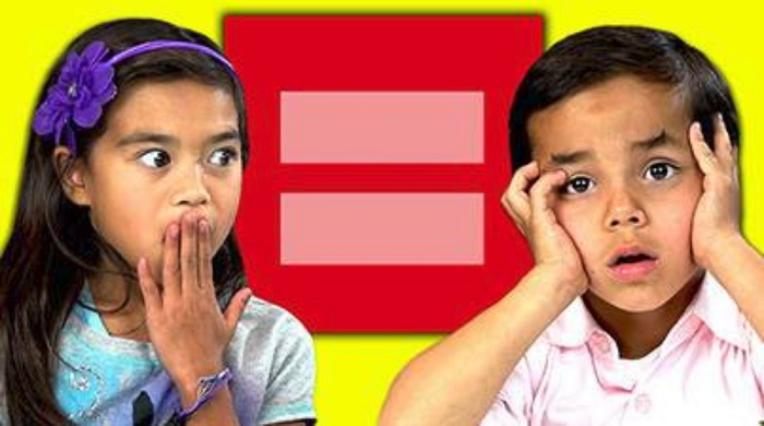 """Kids React"" To Gay Marriage, Their Responses Will Restore Your Faith In Humanity (Video)"