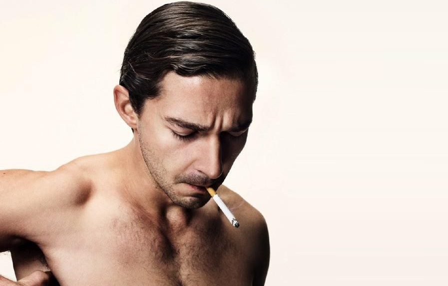 Shia Labeouf Gets Naked In New Graphic Sex Scene Trailer for 'Nymphomaniac' (NSFW Video)