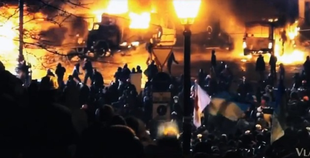 No, This Is Not A Movie Trailer. This Is Ukraine's Revolt For Freedom! (Video)