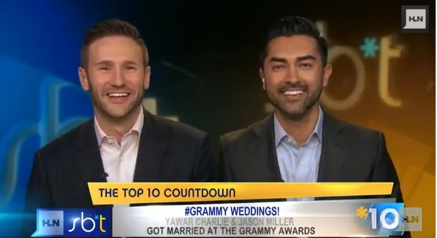 Watch: Gay Couple Married At The Grammys Speaks Out About Their Magical Wedding