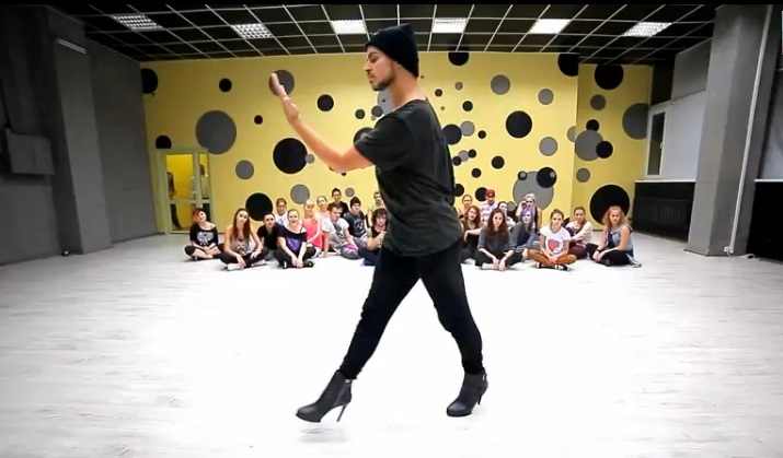 "Watch Yanis Marshall's High Heel Choreography To Beyonce's ""Partition"""
