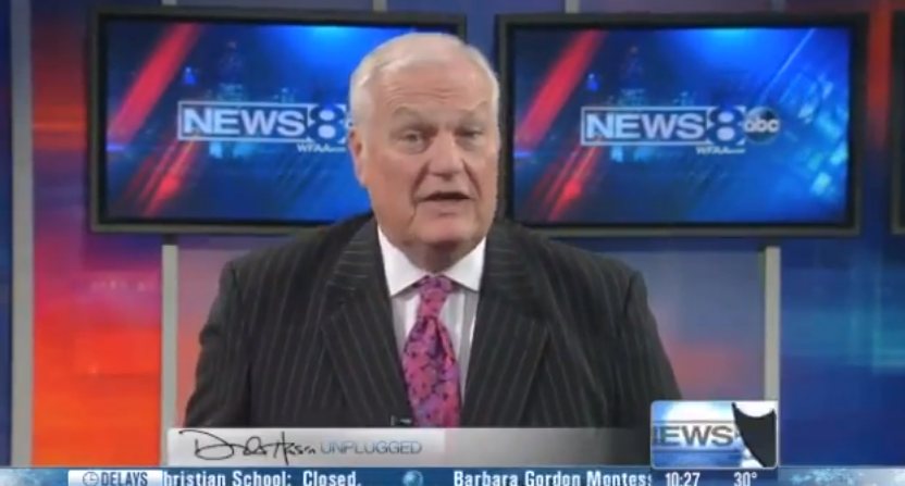 Straight Dallas Sportscaster Delivers Epic On-Air Speech Supporting Michael Sam Restoring Our Faith In Humanity