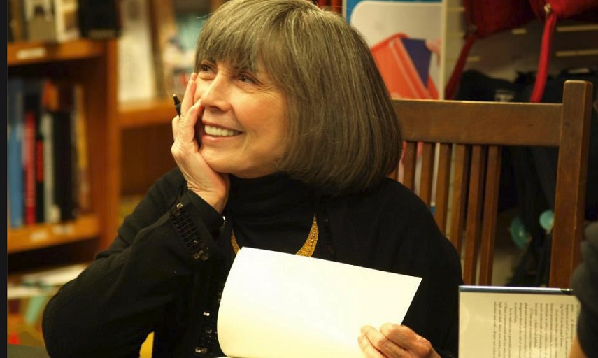 Author Anne Rice Unloads on Anti-Gay Facebook Commenters Who Use Religion To Bash Gays