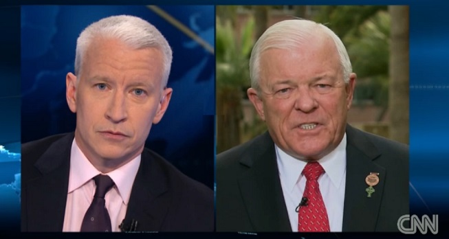 Anderson Cooper Destroys Arizona's Bigoted GOP State Senator Defending Religious Anti-Gay Law