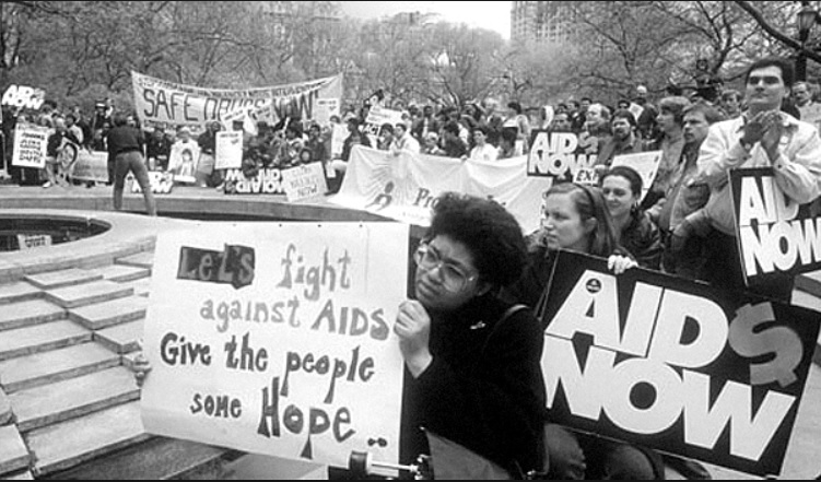 "Documentary ""Let the Record Show"" Takes A Look At The NYC AIDS Crisis"