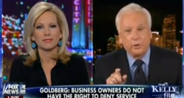 Fox Host Abruptly Ends Interview After Guest Delivers Amazing Gay Rights Defense