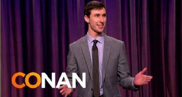 Gay Stand-Up Comedian Rob Gleeson Tells His Coming Out Story On 'Conan'