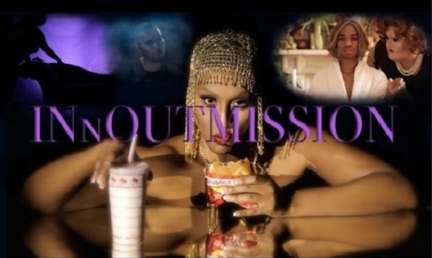 "Drag Queens, Gay Models & In-N-Out Burgers Star In Beyonce ""Partition"" Parody Video"