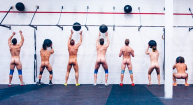 A Crossfit Gym In Denmark Is Offering Nude Male Workouts & We Have Photos To Prove It! [NSFW]