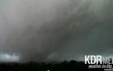 Watch: Storm Chaser Survives Dramatic Encounter With Massive Tornado In Tupelo, MS
