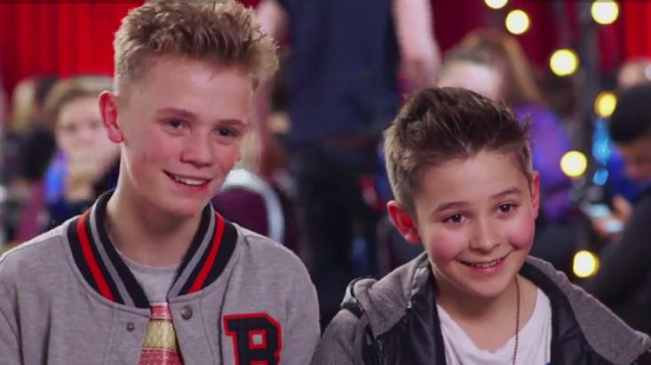 These 2 Adorable Singers Will Melt Your Heart With Their Amazing Anti-Bullying Anthem