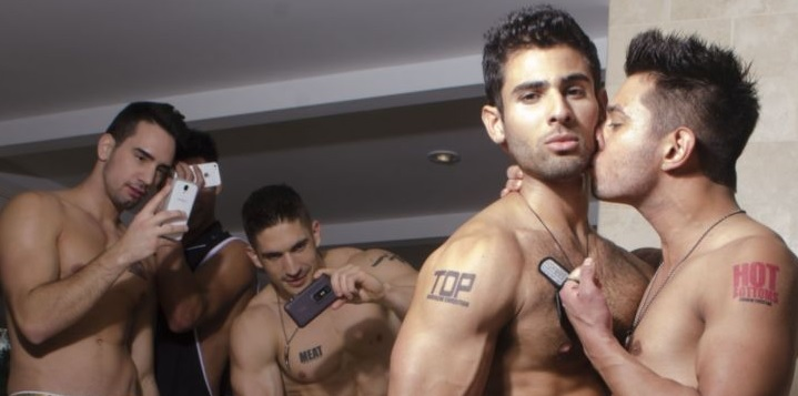 Andrew Christian's Latest Video 'Ad' Is Basically A Full-Blown Gay Porn [Very-NSFW]
