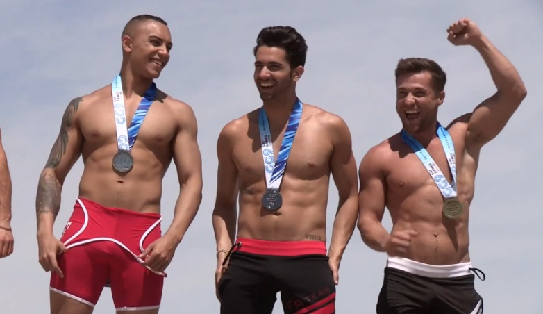 Watch: Vote For Your Favorite Gay Games Cleveland Model Contestant
