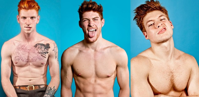 Watch: The World's Hottest Red Heads Strip Down To Shatter Ginger Stereotypes