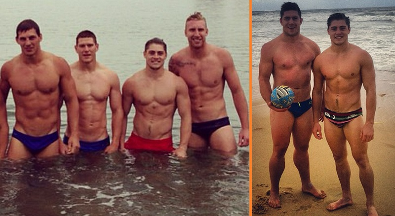 Aussie Rugby Hunk James O'Connor Heats Up Instagram From Down Under