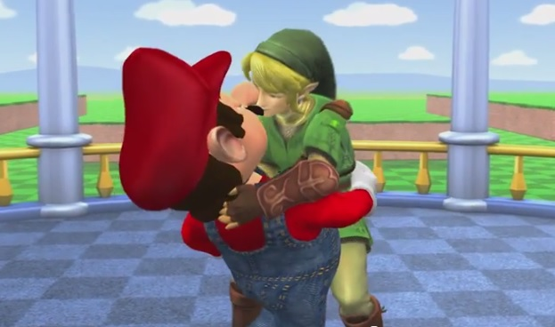 John Oliver Helps Us Imagine What A World Of Gay Nintendo Characters Looks Like