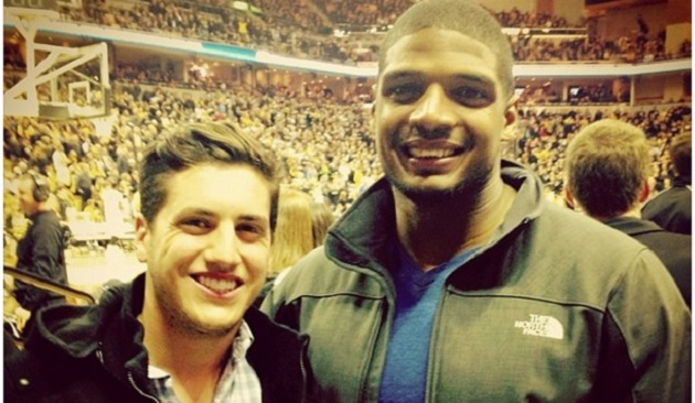15-Year-Old Comes Out To His Military Family After Watching Michael Sam Drafted To NFL