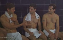 Do You Prefer Your Man Cut Or Uncut? Watch These 3 Hunk's Steam Room Debate
