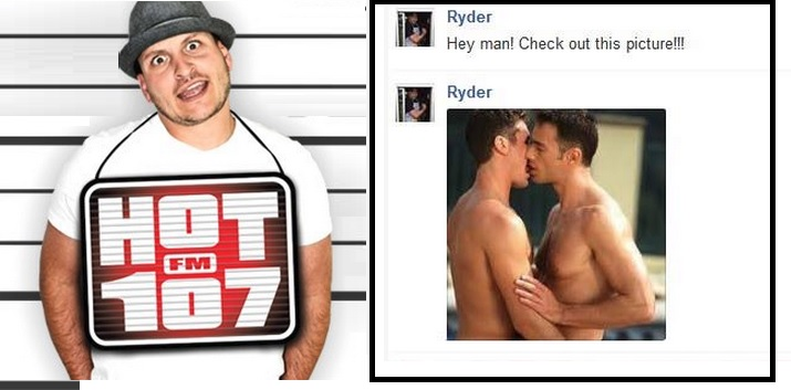 Check Out The Brilliant Response A Canadian Radio Host Had For A Homophobic Facebook User