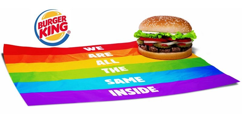 Angry Christians Flood Burger King's Facebook Page With Hate, World Responds With Brilliant Logic