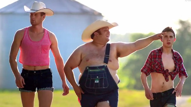 Country Music Duo Make The Men Dress Up As Women In New Music Video