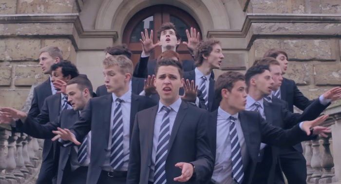 "Oxford A Capella Schoolboys Perform ""Hips Don't Lie,"" Gets Shakira's Approval"