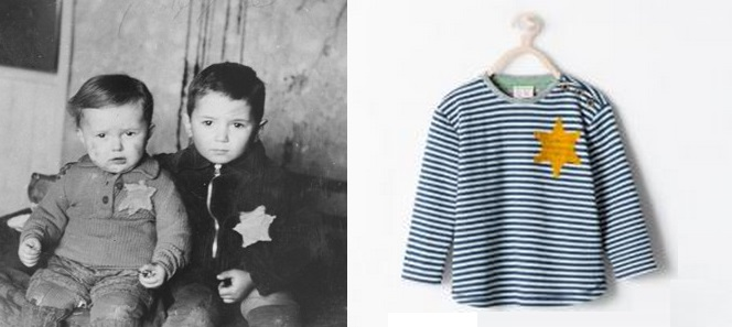 Clothing Retail Giant Zara Pulls Kids' Shirt Resembling NAZI Concentration Camp Uniform