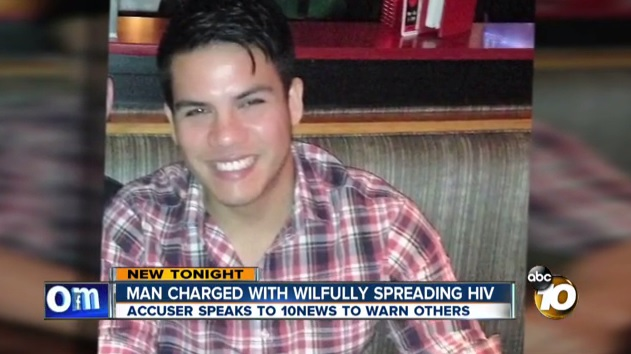 Gay Man Intentionally Infects Boyfriend With HIV, Possibly Has Two Dozen More Victims