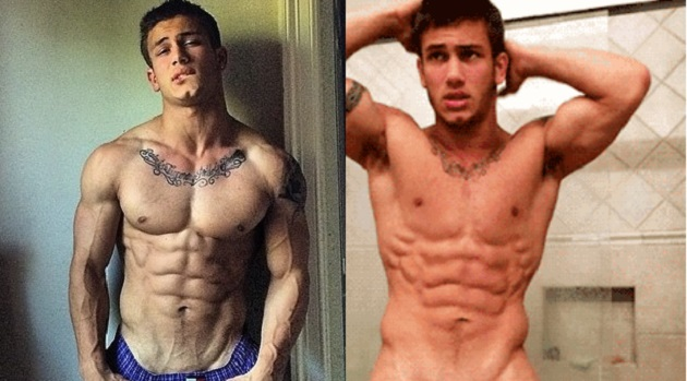 Bodybuilder Mike Hoffman Responds To X-Rated Video Leak: 'I'm Not Gay' [NSFW]