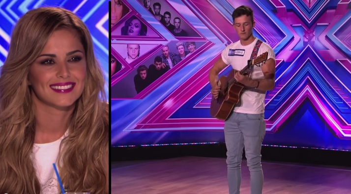 Teen Didn't Tell His Parents He Was Auditioning For X Factor, Blows Judges Away