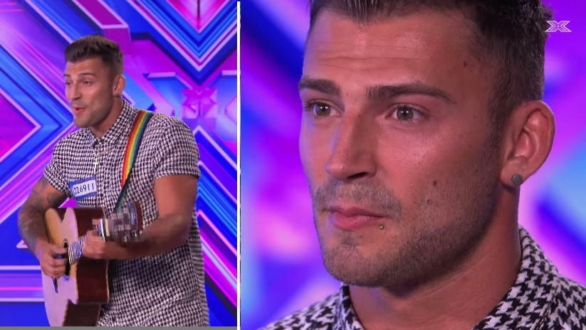 X Factor UK Heartthrob Sings His Heart Out After Death Of Younger Brother